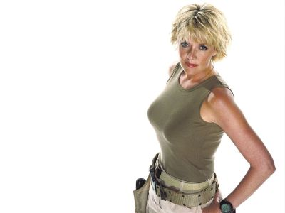 Amanda Tapping Picture - Image 3