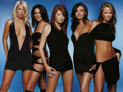 Girls Aloud Picture - Image 30