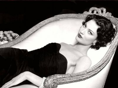Shalom Harlow Picture - Image 3